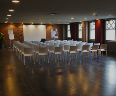 Sala para eventos Learning Lab