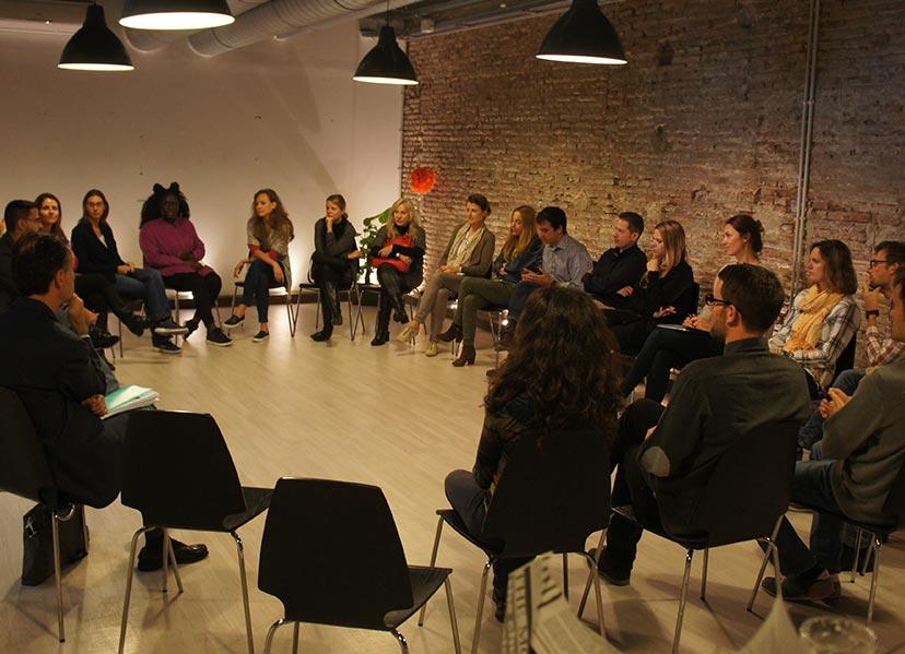 espacio para eventos barcelona Inno Gallery ValkiriaHub