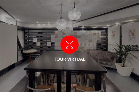tour virtual sala inno Kube valkiria hub